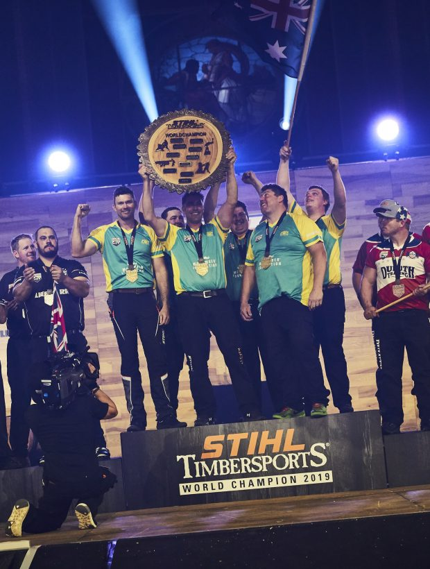 STIHL TIMBERSPORTS® World Championships – Prague